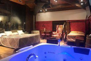 hotel rural spa burgos
