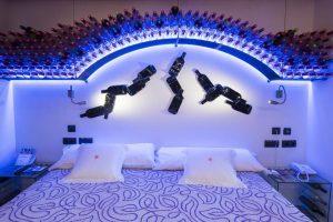 hoteles con jacuzzi en burgos