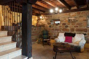 casa rural en Palencia