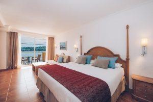 ostentoso hotel con bañera de hidromasaje privada en Mallorca