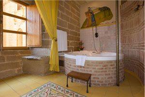 hotel con jacuzzi en La Rioja