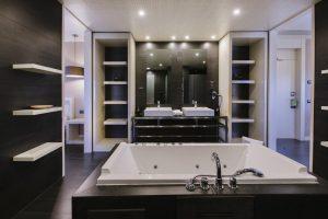 Hotel con jacuzzi privado en Alcala de henares