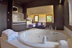 Hotel con jacuzzi en Lleida