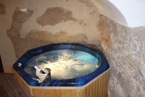 buen hotel con bañera de hidromasaje en Cuenca