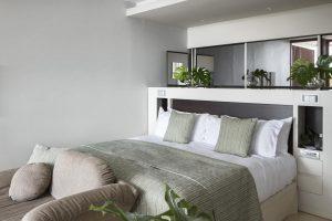elegante hotel con bañera de hidromasaje privada en Illetas