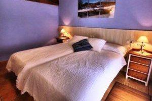 casa con bañera de hidromasaje en Villafranca