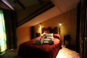 clásico hotel con bañera de hidromasaje en Guadalajra