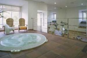 Hotel con bañera hidromasaje