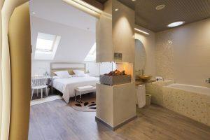 hotel con jacuzzi en asturias