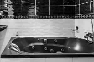 Hotel con jacuzzi privado en Lugo