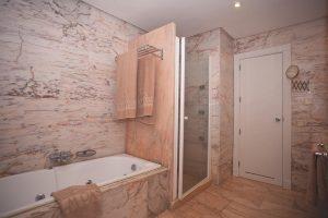 elegante hotel con bañera de hidromasaje privada en Maspalomas