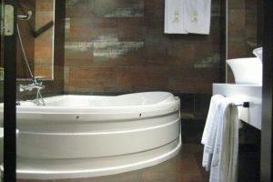 hotel con bañera de hidromasaje privado en Murcia