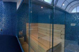 Hotel con sauna privada en Madrid