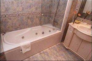 hotel con bañera de hidromasaje