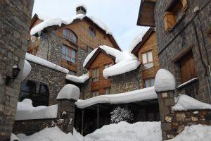 fabuloso hotel con jacuzzi privado en los Pirineos de Huesca