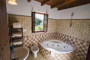 grandes fincas con bañera de hidromasaje privada en Málaga