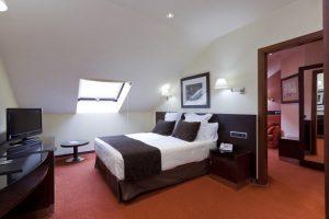 hotel de gran calidad con bañera de hidromasaje privada en Toledo