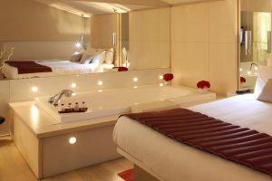 suite con jacuzzi barcelona