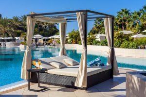 Impresionante hotel con bañera de hidromasaje privada en la habitación en Tenerife