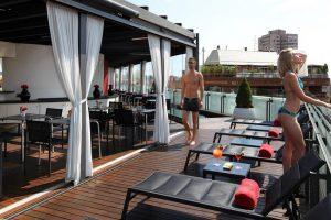 hotel con jacuzzi barcelona