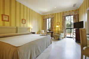 Selecto Hotel con bañera de hidromasaje privado en el centro de Jerez